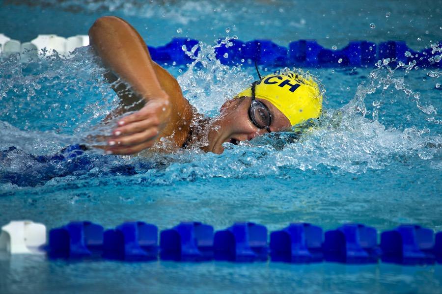 natação adulto